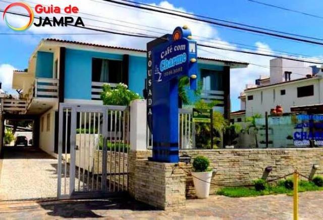 Pousada Café com Charme - Praia do Bessa - João Pessoa - PB