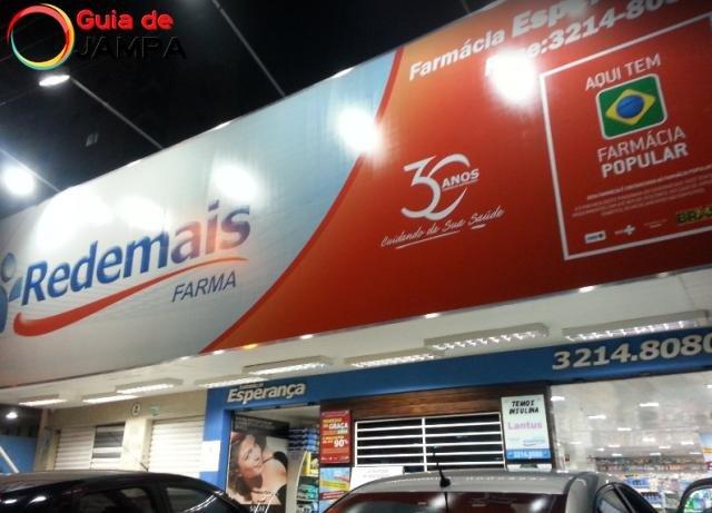 Farmácia Rede Mais Farma - Manaíra