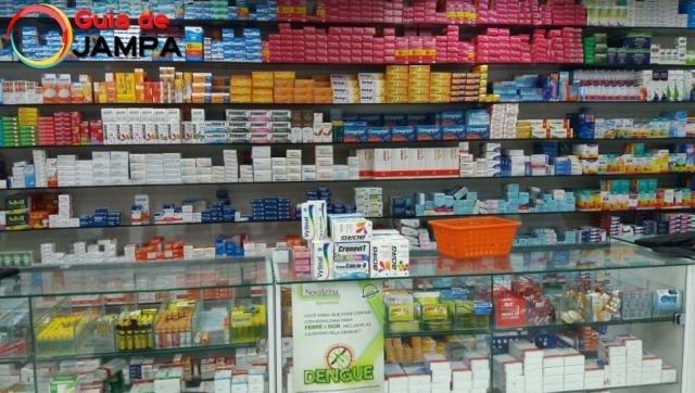 Farmácia Redepharma - Manaíra - João Pessoa - PB