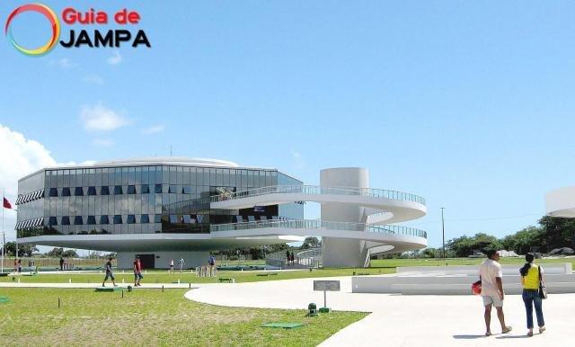 Estação Ciências - Ponto Turístico em João Pessoa