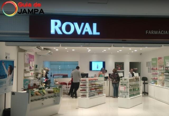 Farmácia de Manipulação Roval - Manaíra - João Pessoa - PB