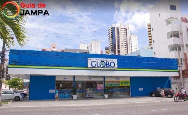 Farmácia e Drogaria Globo - Manaíra - João Pessoa - PB