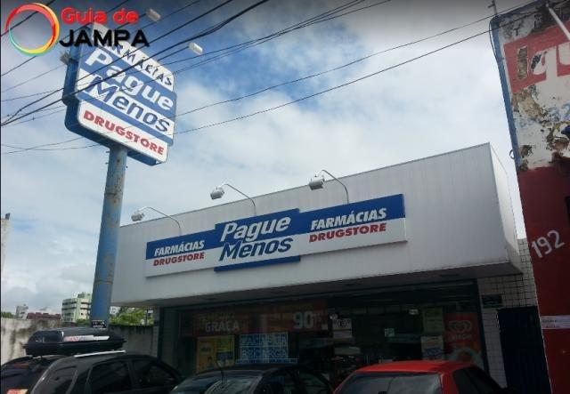 Farmácia Pague Menos - Manaíra - João Pessoa - PB