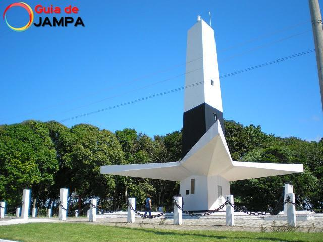 Farol do Cabo Branco - Ponto Turístico em João Pessoa - PB