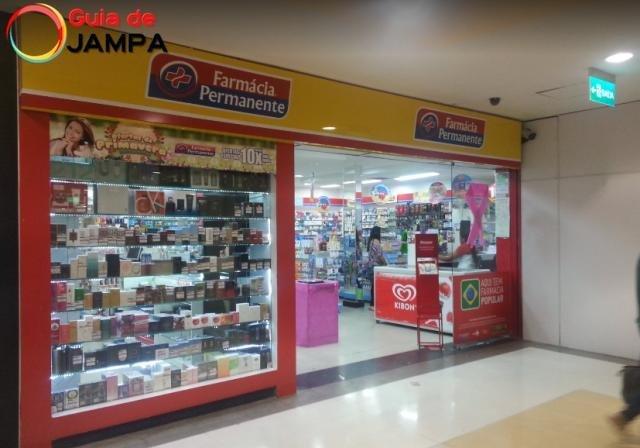 Farmácia Permanente - Shopping Manaíra - João Pessoa - PB