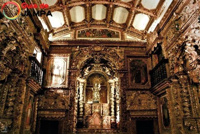 Centro Cultural São Francisco - Igreja de São Francisco de Assis João Pessoa - PB