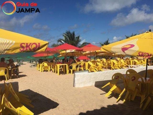 Golfinho Bar e Restaurante - Praia do Bessa - João Pessoa - PB