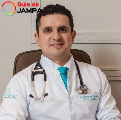 Dr. Jamerson de Carvalho