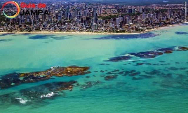 Picãozinho Praia de Tambaú Ponto Turístico de João Pessoa - PB