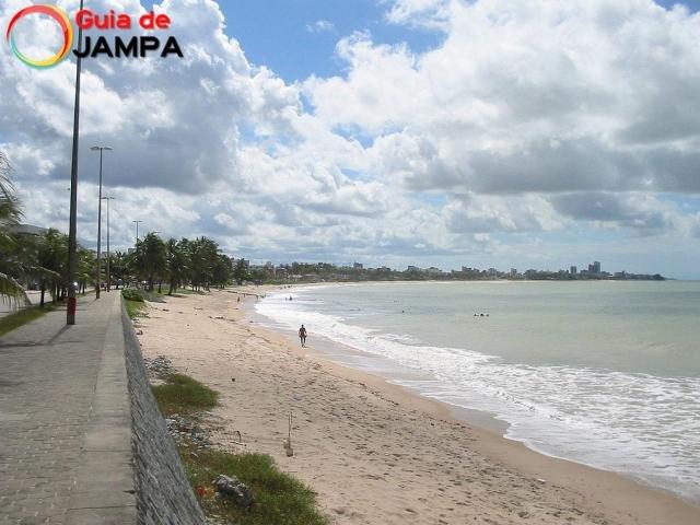 Praia de Manaíra - Ponto Turístico de João Pessoa - PB