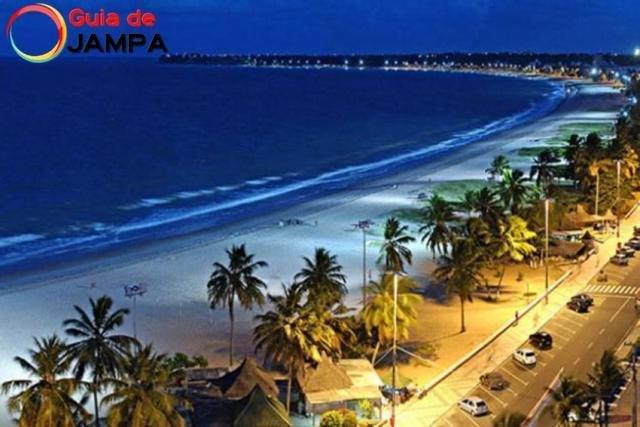 Praia do Cabo Branco - Uma das mais belas praias e ótimo ponto turístico de João Pessoa!